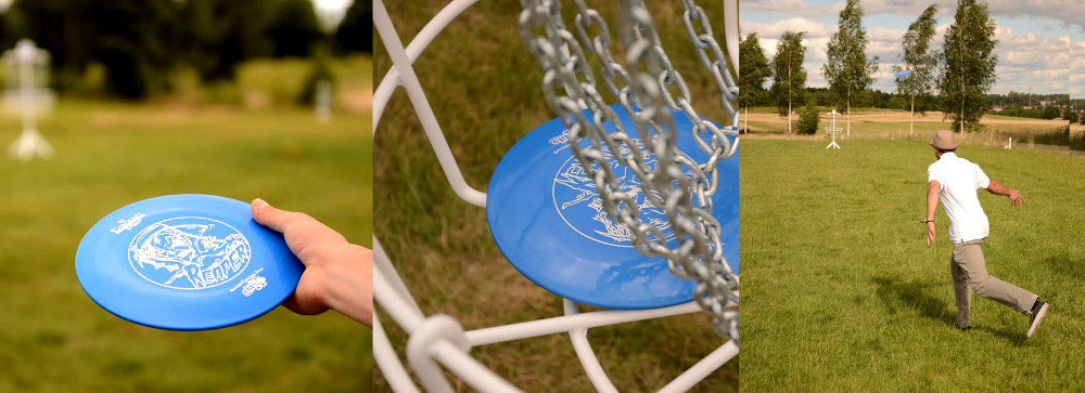 disc golf poland (frisbee golf)