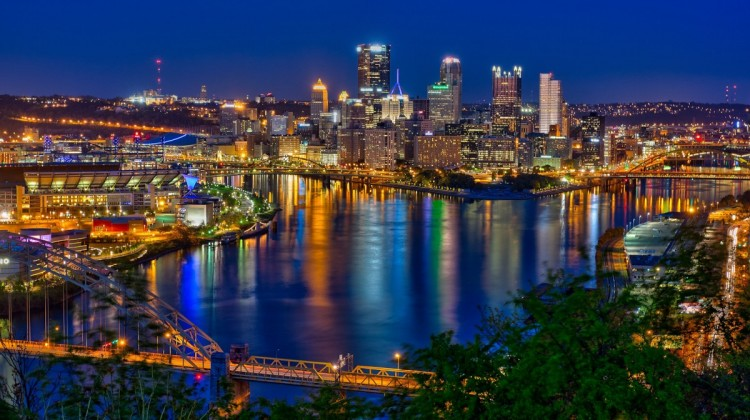 Pittsburgh-Nighttime